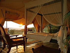 2 nights at Cottar's 1920s Safari Camp, Maasai Mara, Kenya