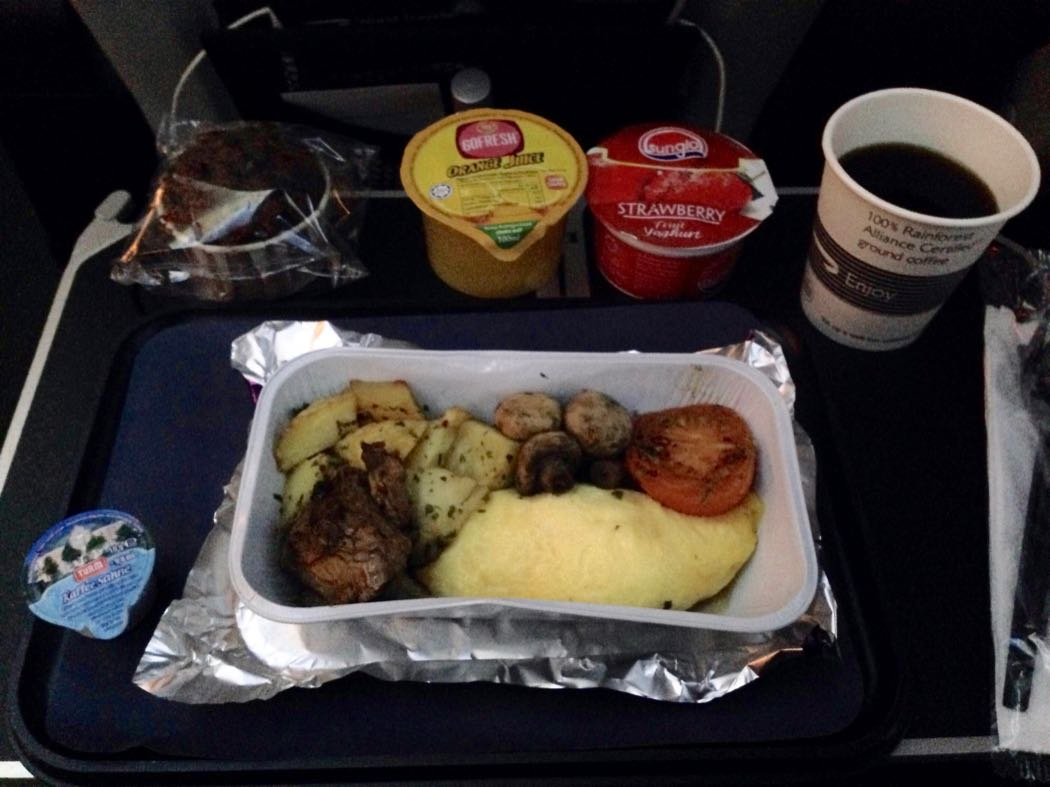 Premium Economy Review On British Airways Dreamliner 787-9