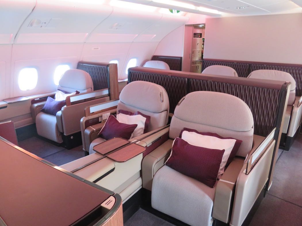 Qatar airways first class review on a380 doha to paris airlines qatar airways first class review on a380 doha to paris stopboris Image collections