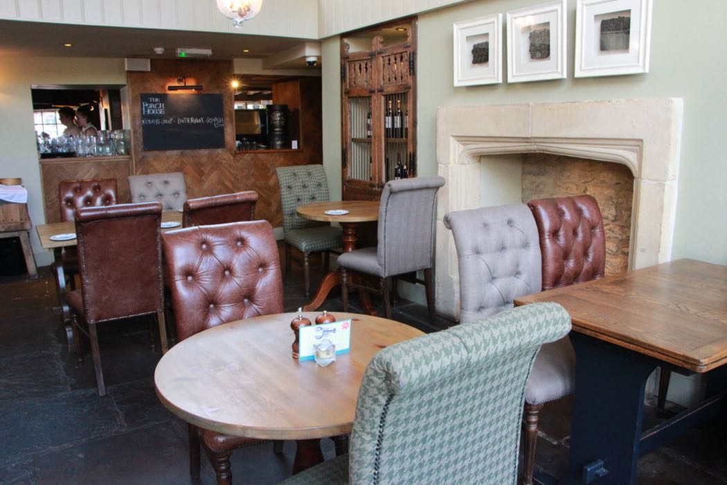 Review of England's Oldest Inn, The Porch House