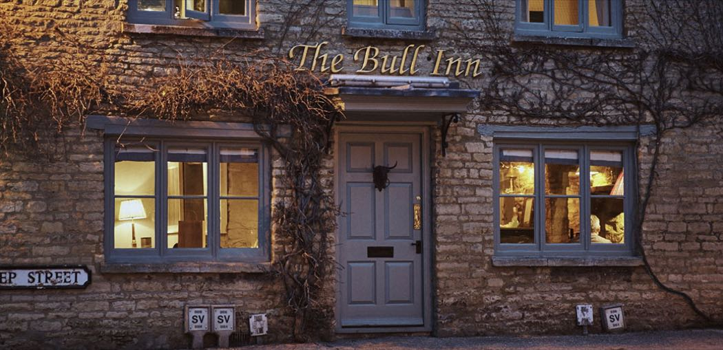 Review Of The Bull Inn Charlbury, In The Cotswolds