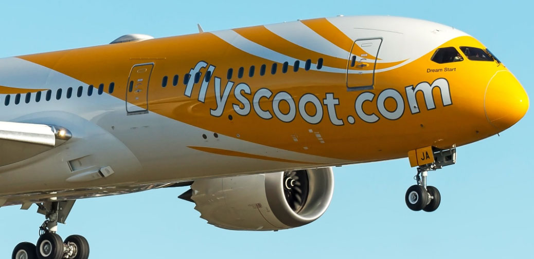 Review Of Scoot Business Class On The B787 Dreamliner