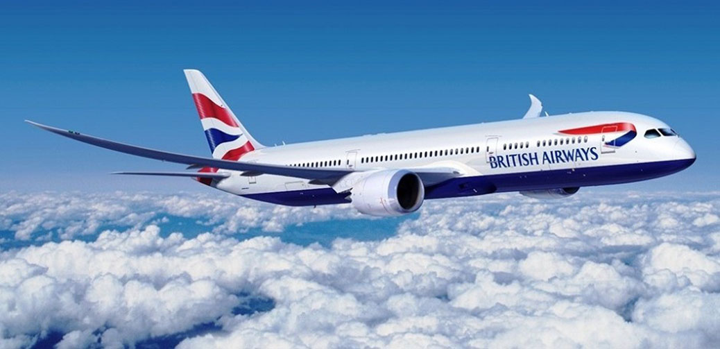 British Airways Dreamliner B787-9 Club World Review