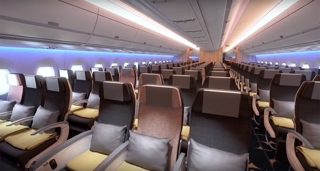 China Airlines A350 Premium Business Class Review