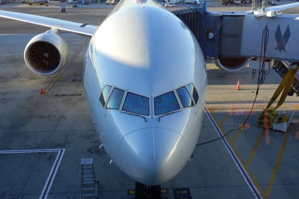 American Airlines B777-300ER First Class Review New York to London
