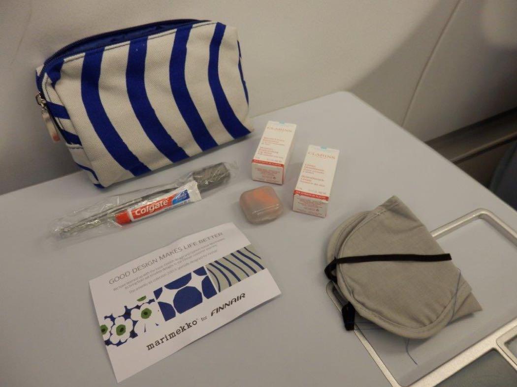 Finnair A330 Business Class Review Helsinki to Phuket