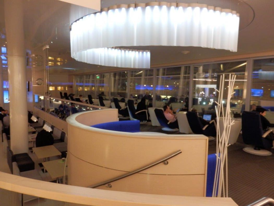 Finnair Non Schengen Lounge Review At Helsinki Airport