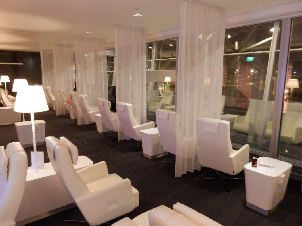 Finnair Premium Lounge Review At Helsinki Airport