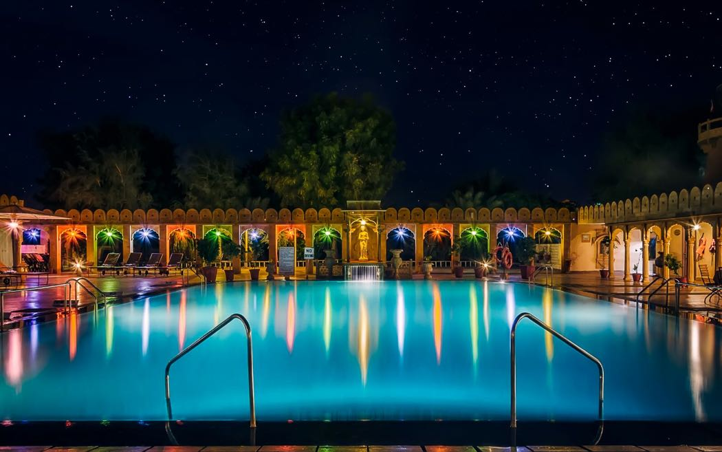 Fort Rajwada Hotel Review in Jaisalmer, Rajasthan