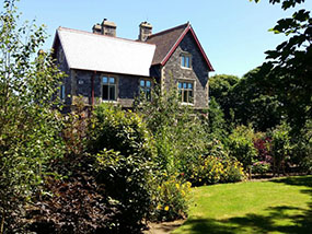 2 nights at Penrhiw Luxury Hotel in Pembrokeshire, Wales