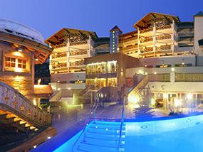 2 nights at 5*S Alpine Palace, Saalbach-Hinterglemm, Austria