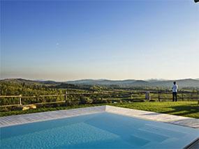 1 night at Conti di San Bonifacio Wine Resort Tuscany, Italy (Use by 31 May)