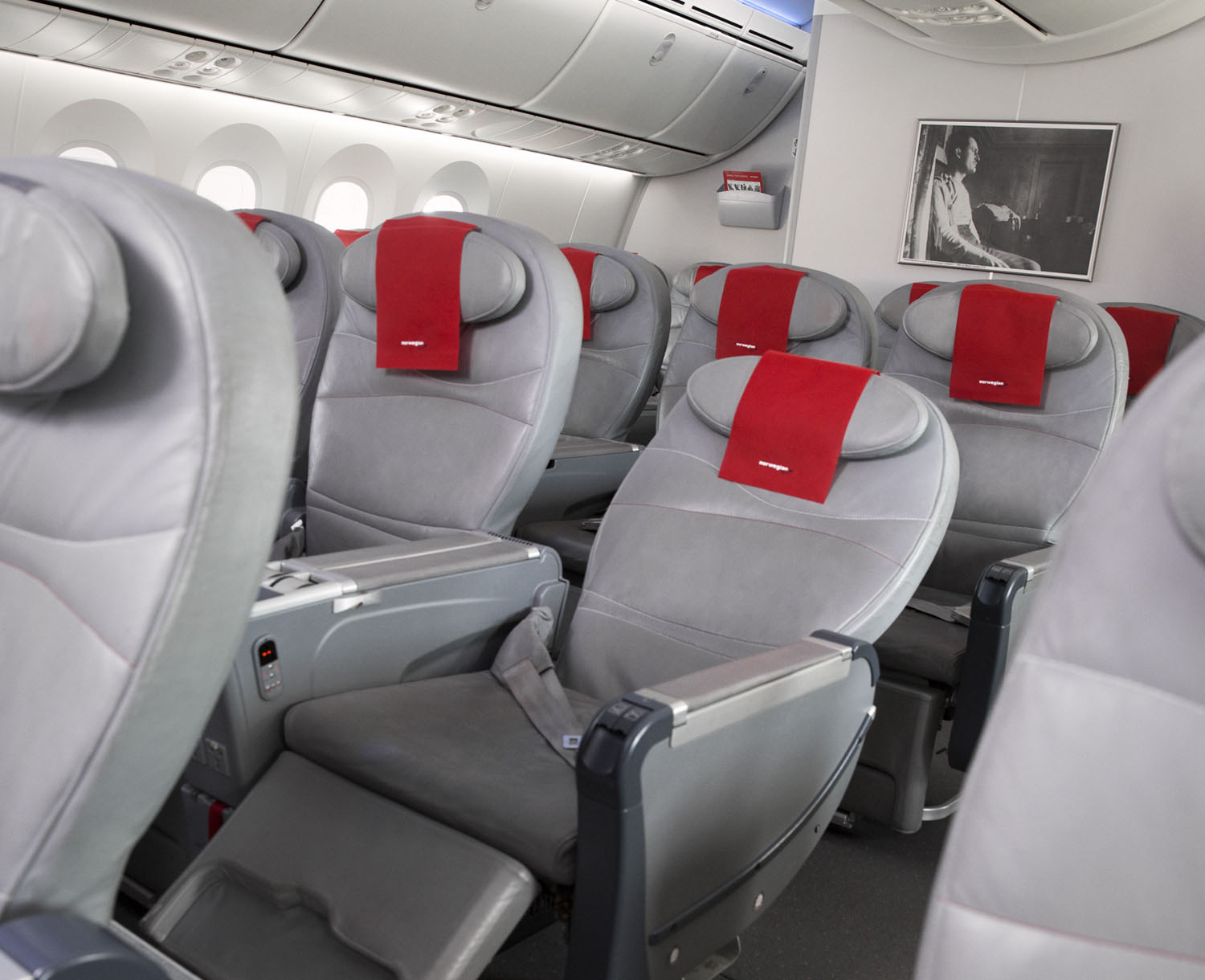 Norwegian Airlines Boeing 787 Dreamliner Premium Economy Review