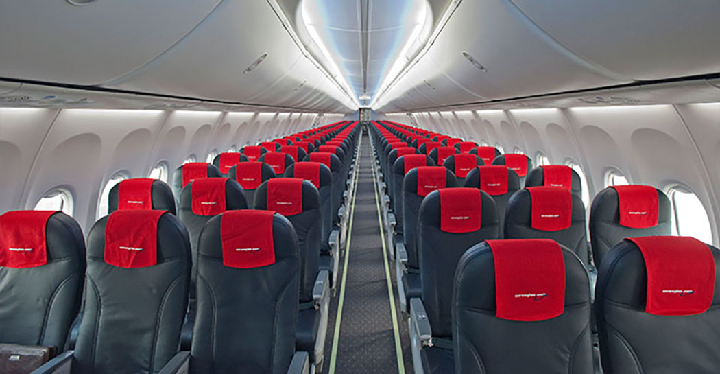 Norwegian B737-800 Short-Haul Economy Class Review