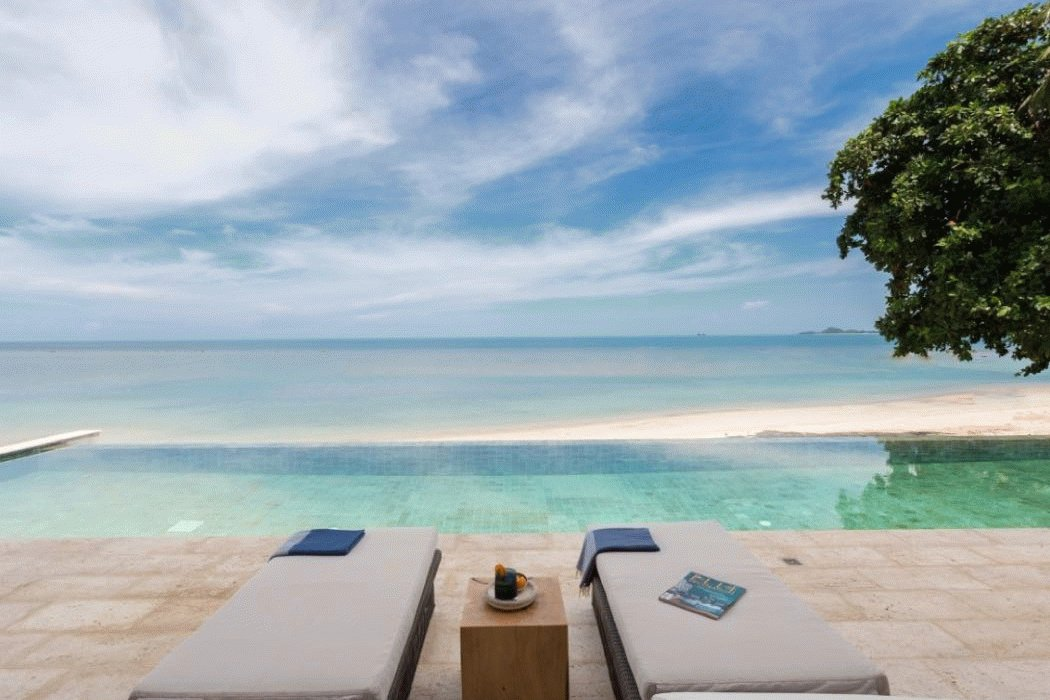 Step Inside The Best Luxury Villas On Koh Samui