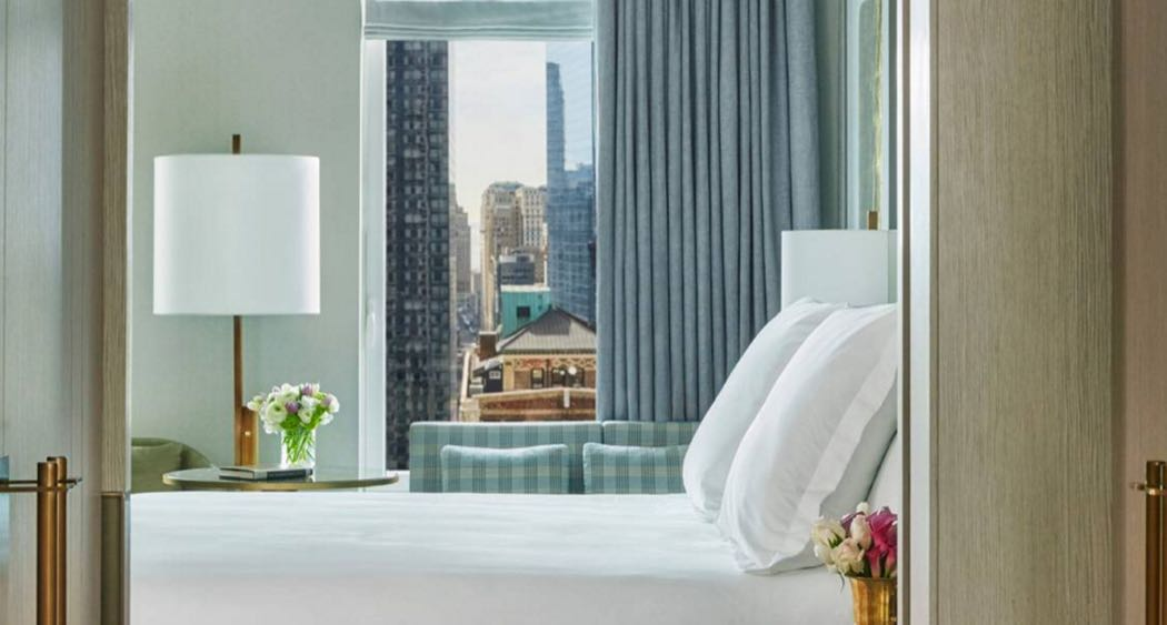 Picture Review Of Four Seasons Downtown New York
