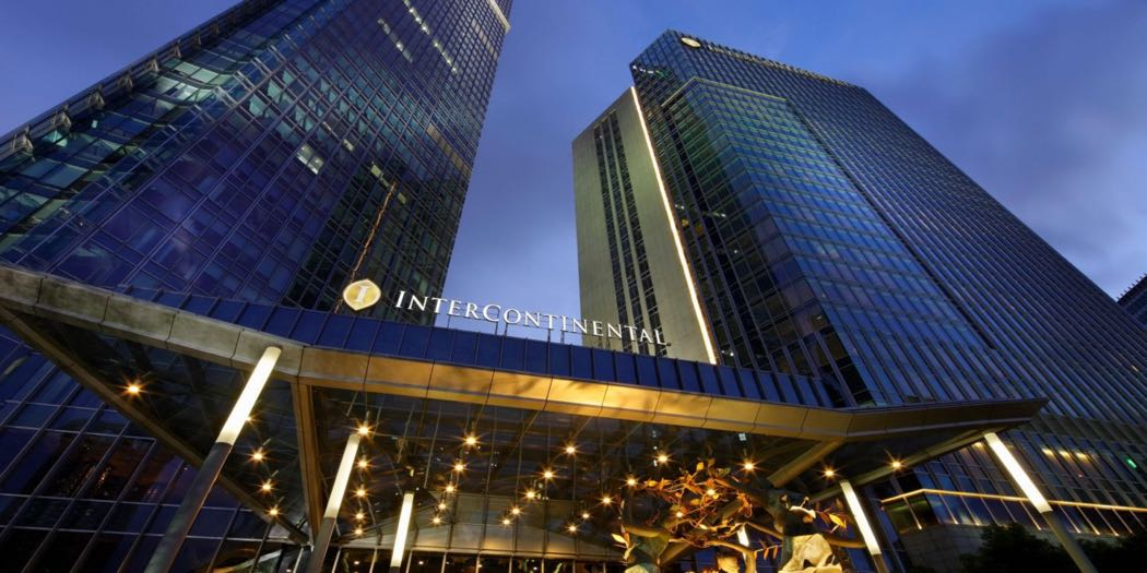Picture Review Of Intercontinental NECC in Shanghai