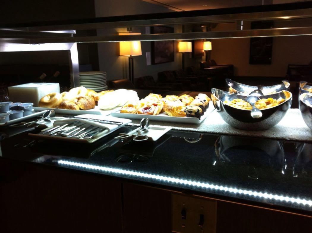 Review Of British Airways Galleries Lounge JFK Terminal 7