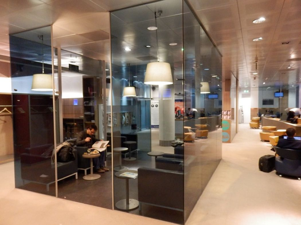 Star Alliance Lounge Review At Pier B, Brussels Airport