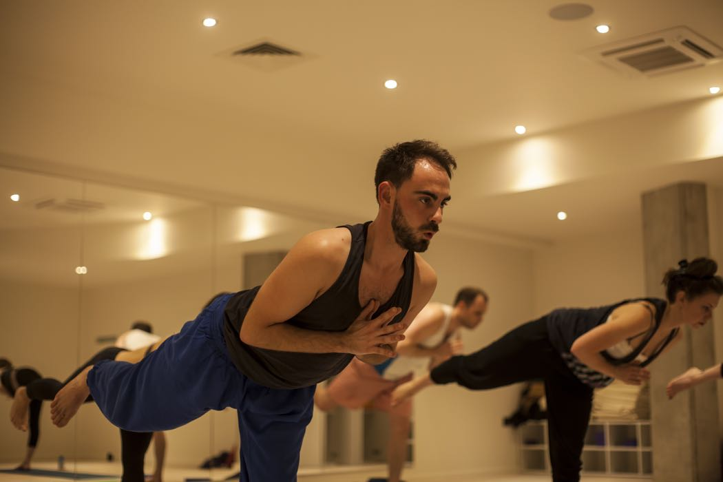 The Refinery Yoga and Fitness Studios
