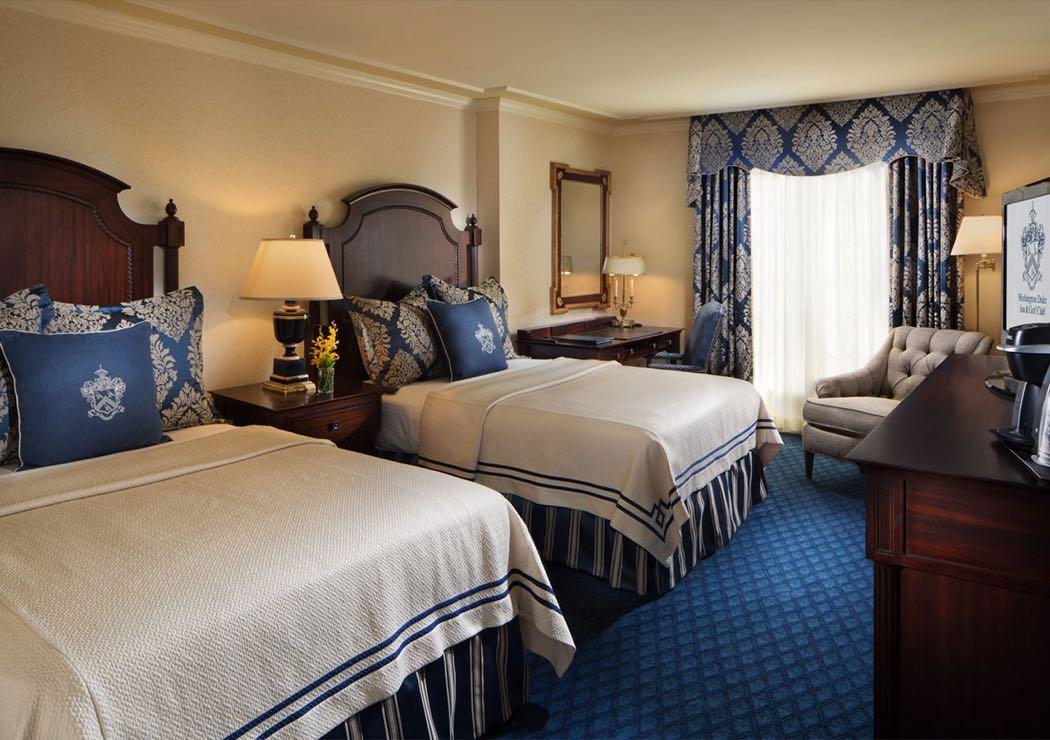 Washington Duke Inn & Golf Club Review, North Carolina