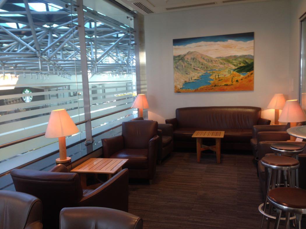 British Airways Terraces Lounge Review, Berlin Tegel Airport
