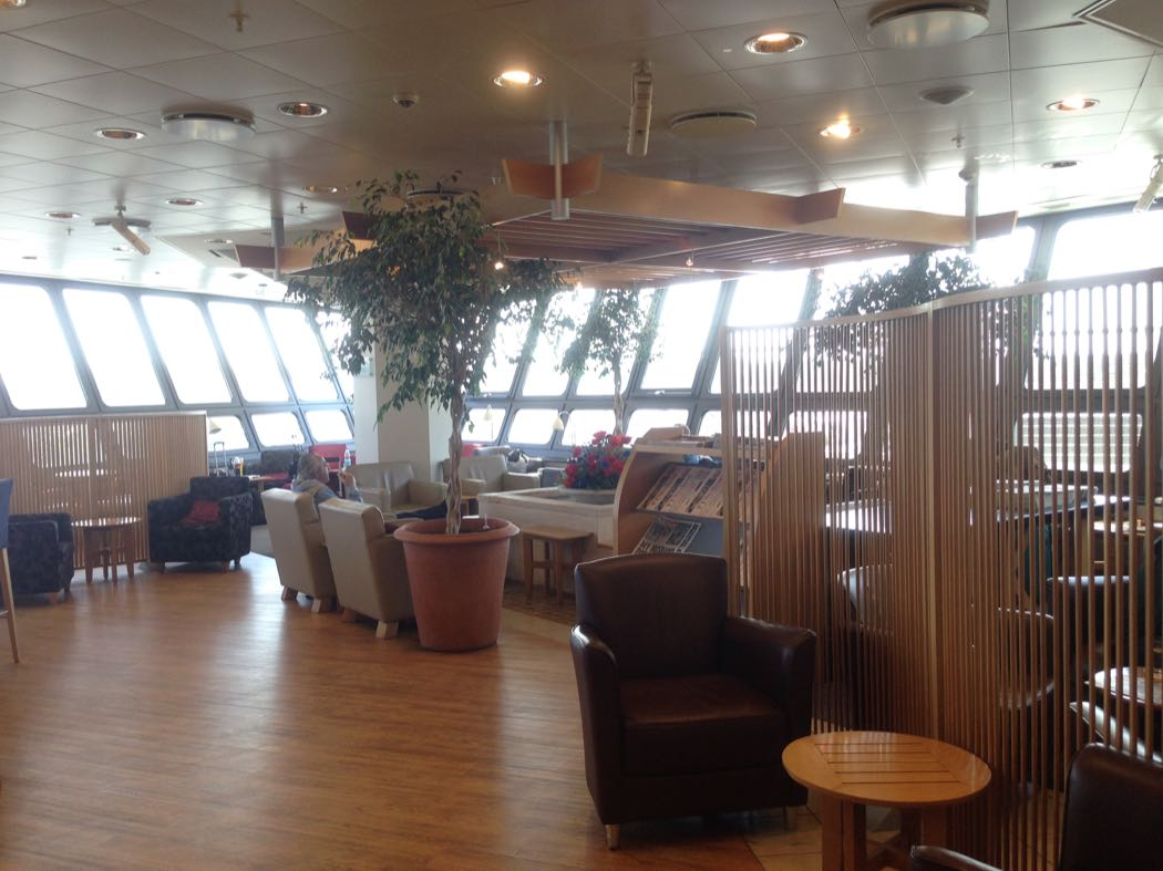 British Airways Terraces Lounge Review, Berlin Tegel Airport