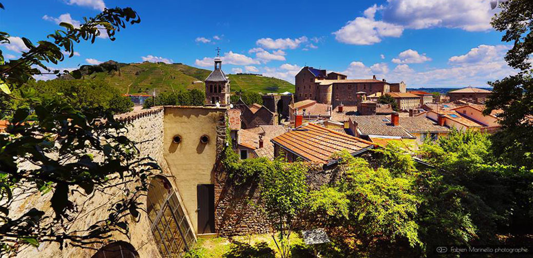 Escape To The Wine Country Of The Rhone Valley