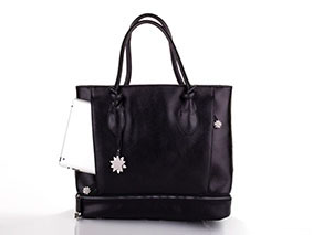 Brilliant On the Go Tote in Black RRP $269 (USA only)