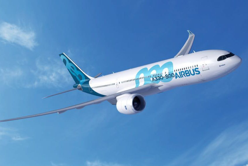 Airbus A330neo Airspace Business And Economy Review