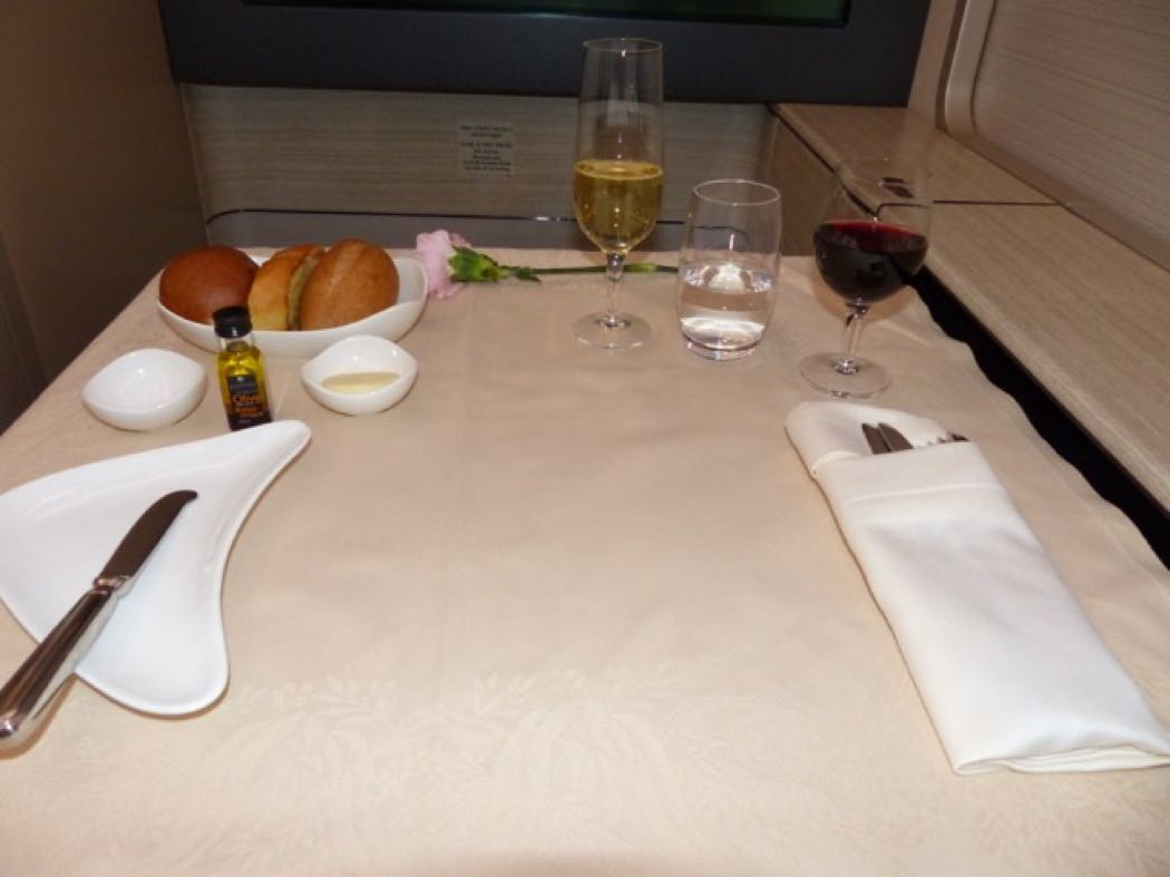 Asiana A380 First Class Review LAX-ICN