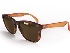 A Pair of Designer Sili Sunglasses worth £58