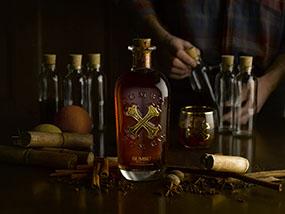 8 Bottles of Original Craft Bumbu Rum RRP £320 (inc UK Only shipping)
