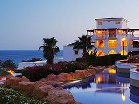 3 nights at The Hyatt Regency Sharm El Sheikh Resort