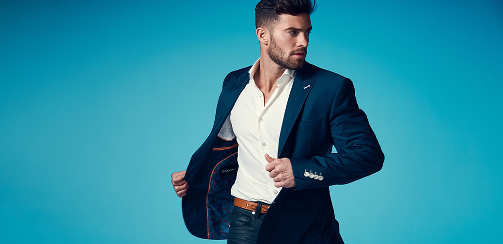 Men Fashion – Dressing The Luxury Male Traveller