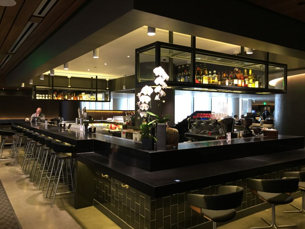 Oneworld British Airways Airport Lounge Review At Los Angeles