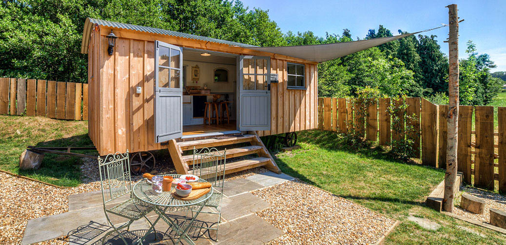 Review Of The Shepherds Hut Retreat in Somerset