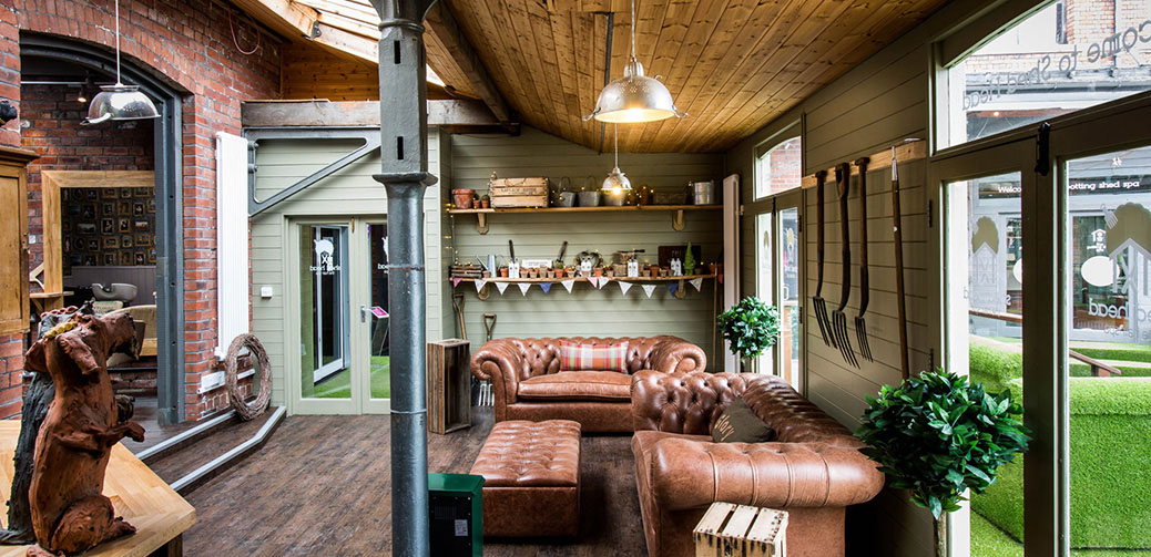 The Potting Shed Spa Review