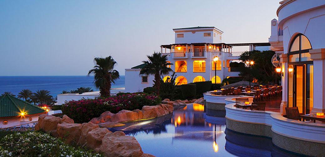 Top 5 Resorts In Sharm El Sheikh