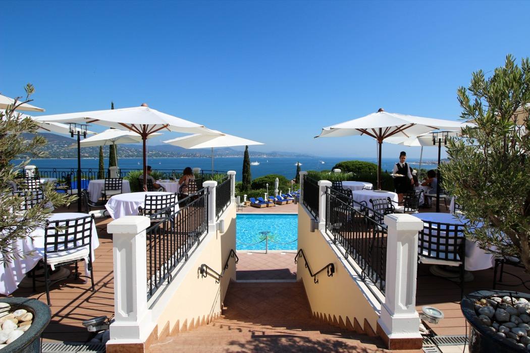 Review: Hôtel Villa Belrose – The Best View Over Saint Tropez