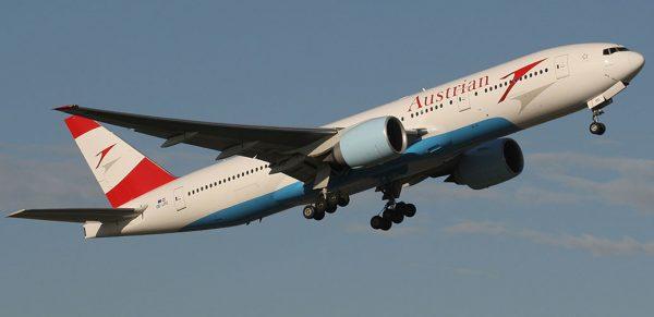 Austrian Airlines Premium Economy Under Review
