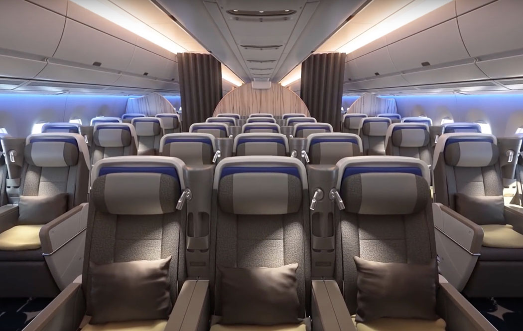 China Airlines A350-900 Premium Economy Review