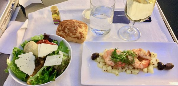 British Airways A380 Club World Review LAX to LHR