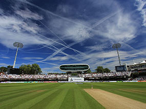 Champagne Afternoon Tea for Two at Lord's Cricket Ground