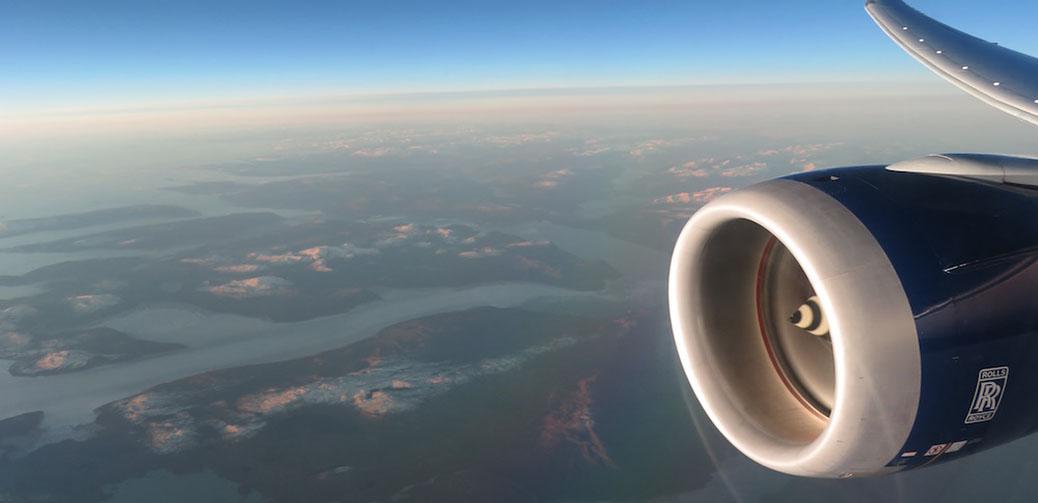 Review: British Airways B787 Business Class Calgary to London