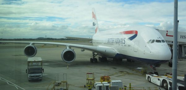 Review: British Airways A380 Business Class London to Vancouver