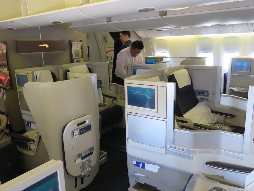 Review: British Airways B777-200 Business Class