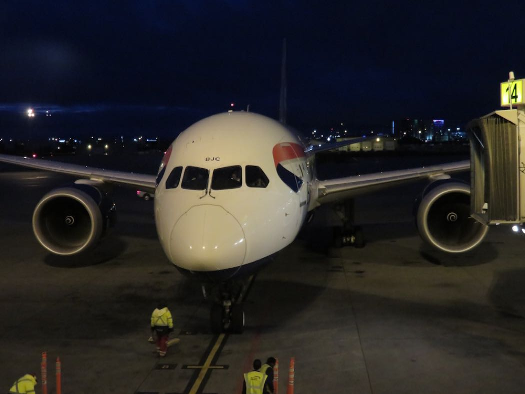 Review: British Airways B787 Business Class Calgary to London
