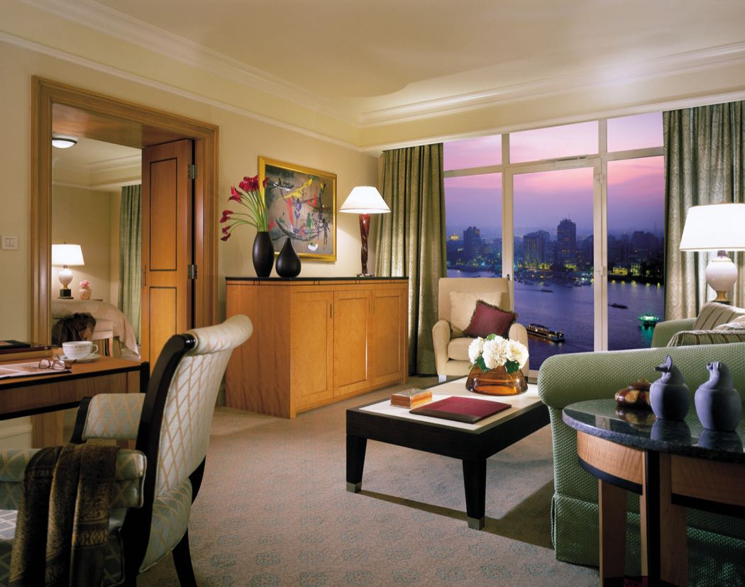 Review: Four Seasons Cairo at Nile Plaza