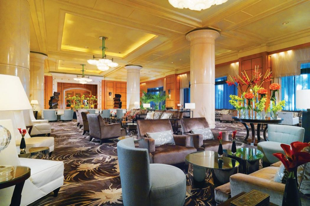Review: Four Seasons Hotel Cairo at Nile Plaza